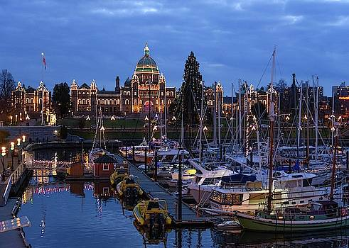 Inner Harbour by Keith Boone