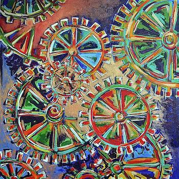 Inner Workings by Nancy Hilliard Joyce