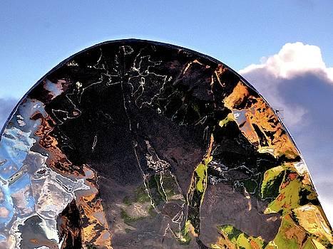Inside the Mussel by Nik Watt
