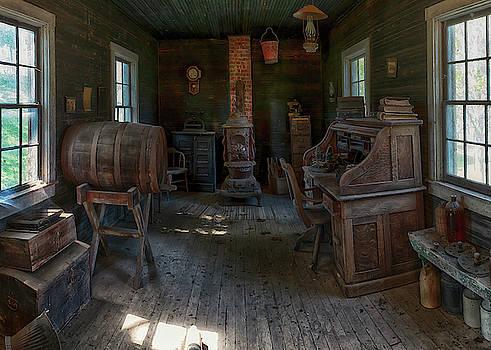Susan Rissi Tregoning - Inside the Quart House