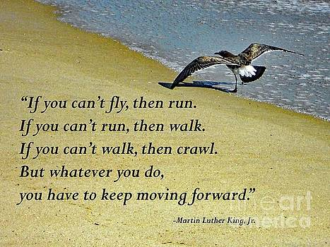 Cindy Treger - Inspirational Quote - Martin Luther King, Jr.