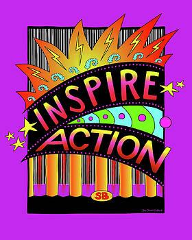 Inspire Action by Susan Bird Artwork