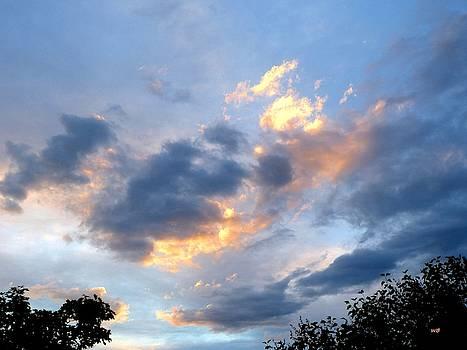 Inspiring Sky by Will Borden