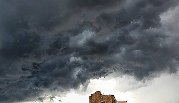 Intense Sky by Ally White