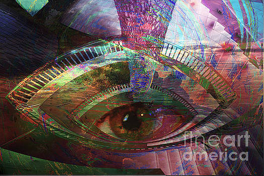 Internal Eye by Katherine Erickson