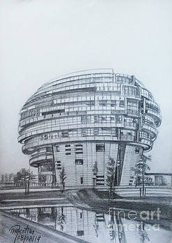 International Institute of Neurology - Hannover by Mohammad Hayssam Kattaa