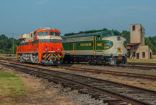 Matthew Irvin - Interstate Railroad and Southern E Unit