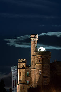 Veli Bariskan - Inverness Castle in the Moonlight