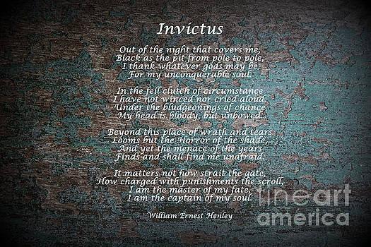 Invictus by Ella Kaye Dickey