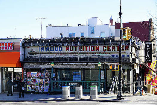 Inwood Nutrition Center by Cole Thompson