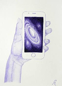 iphone World by Gemma Beynon