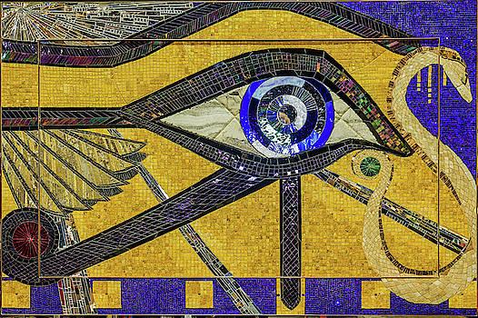 iRa Mosaic by Debbie Moore