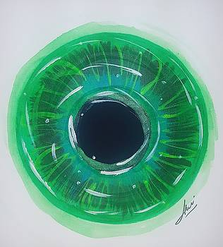 Iris 20 by Keri Fuller