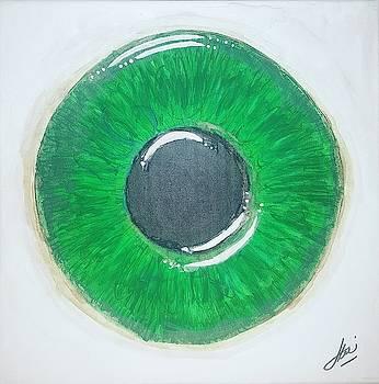 Iris 21 by Keri Fuller