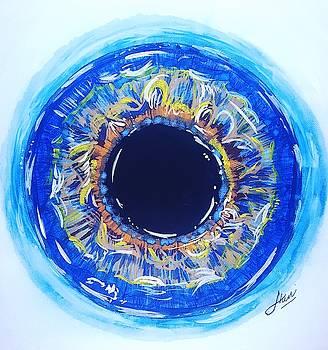 Iris 23 by Keri Fuller