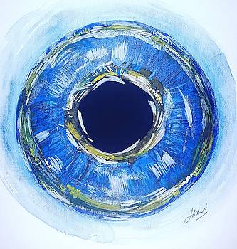 Iris 24 by Keri Fuller