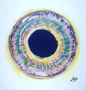 Iris 25 by Keri Fuller