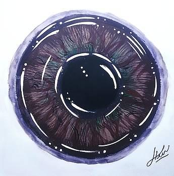 Iris 3 by Keri Fuller