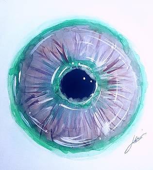 Iris 5 by Keri Fuller