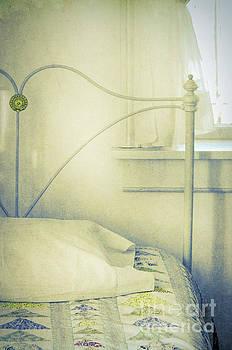 Iron Bed by Jill Battaglia