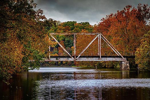 Iron Bridge by Allin Sorenson