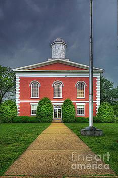 Larry Braun - Iron County Courthouse