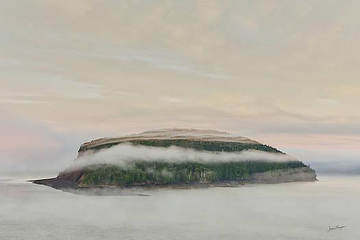 Island in the Sky by Jurgen Lorenzen