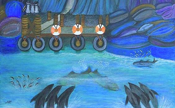 Island by Lorna Maza