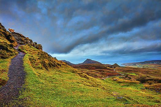 Isle of Skye landscape #I1 by Leif Sohlman