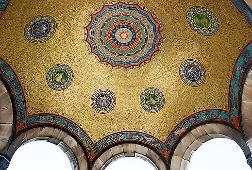 Istanbul Gazebo by Ramunas Bruzas