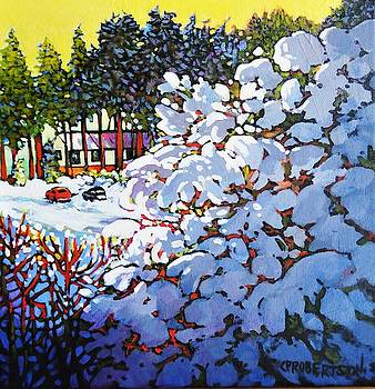 It Snowed Last Night  by Catherine Robertson