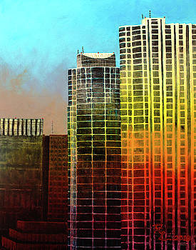 It Takes A Rainbow by Renee Logan