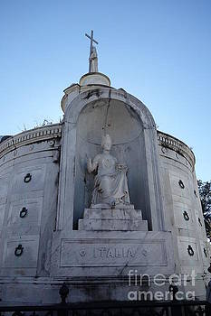 Susan Carella - Italia - St. Louis Cemetery No. 1  -  New Orleans