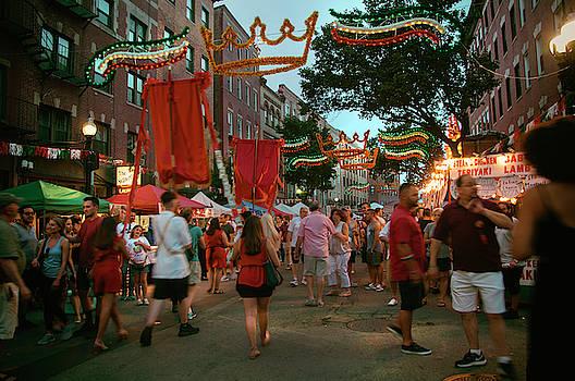Joann Vitali - Italian Festival - Boston North End