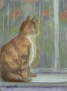 It's Raining Outside by Dorothy Riley
