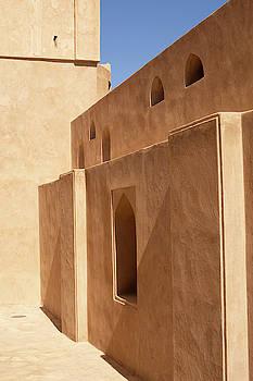 Patricia Hofmeester - Jabrin fort in Oman
