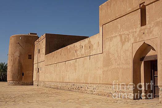 Patricia Hofmeester - Jabrin fort, Oman