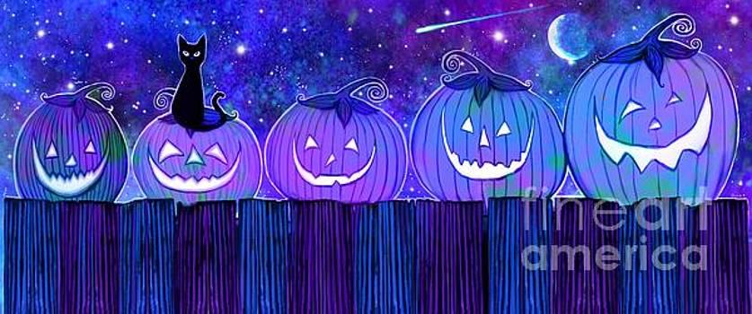 Jack-o-lantern Night by Nick Gustafson