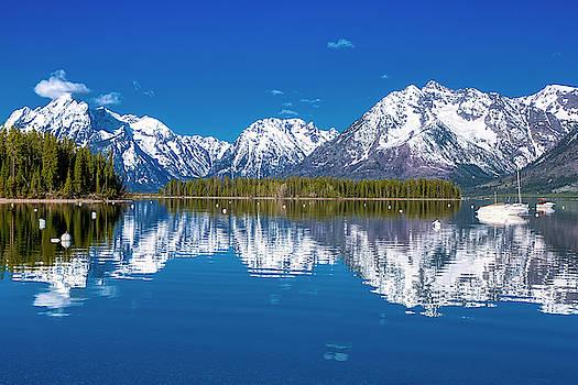 Jackson Lake by Joe Paul