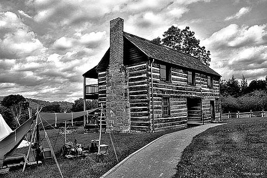 Jacob Wolf House by Wesley Nesbitt