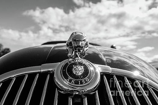 Edward Fielding - Jaguar XK 150 Hood Medallion