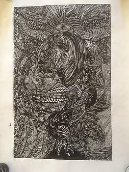 Jaia Hind by Tejsweena Krishan
