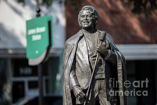 James Brown Statue - Augusta GA by Sanjeev Singhal