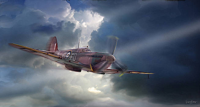 James Vaughan - Spitfire the plane that saved the world