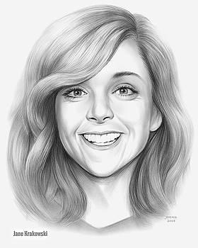 Jane Krakowski by Greg Joens