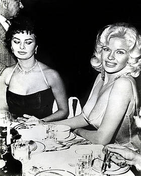 California Views Archives Mr Pat Hathaway Archives - Jayne Mansfield Hollywood  actress and Italian actress Sophia