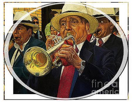Jazz At The Quinta Bolivar by Al Bourassa