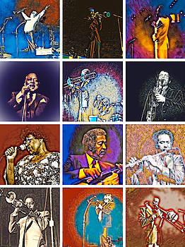Jazzers by Tom Kiebzak