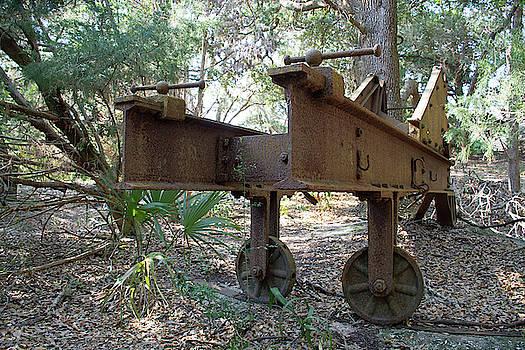 Jekyll Island Spanish American Era War Battery by Bruce Gourley