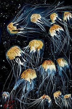 Jellyfish 3 by James Nyika